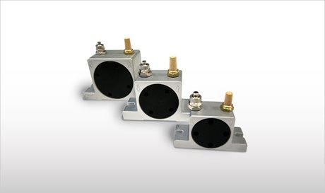 OT - турбинные пневматические вибраторы
